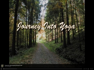 Journey Into Yoga