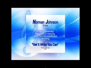 Norman Johnson Jazz Guitar