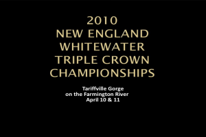 2010 Triple Crown Championships